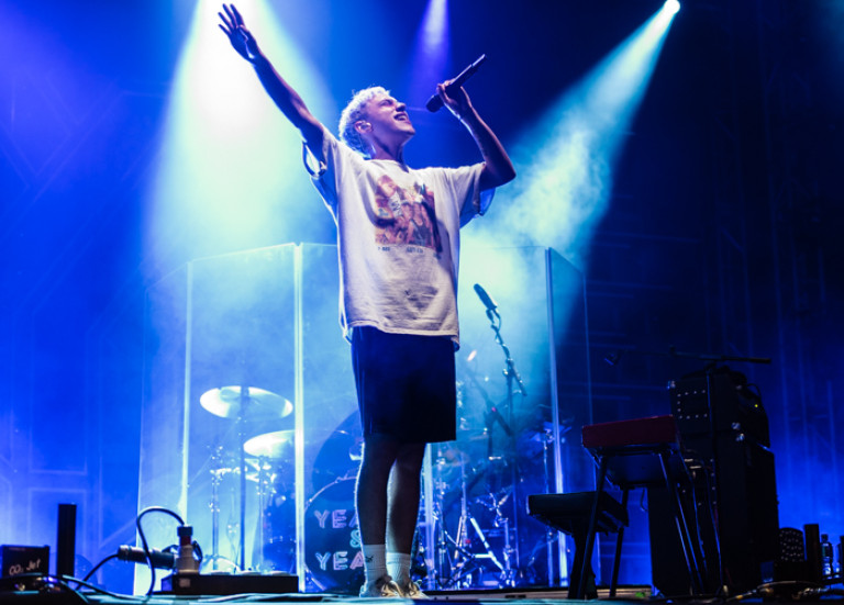 Years and Years, Leeds Festival 2015