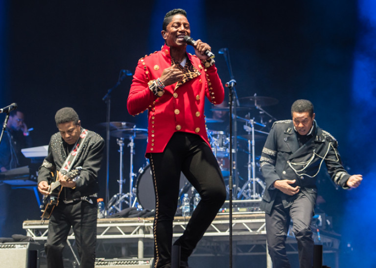 The Jacksons, Bestival 2015