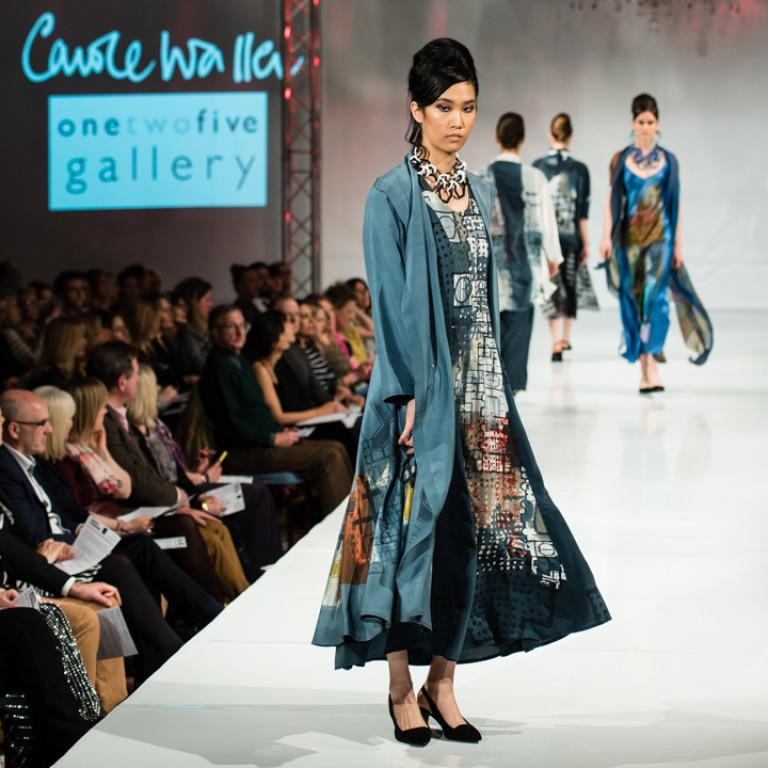 Carole Waller – Bath in Fashion 2016