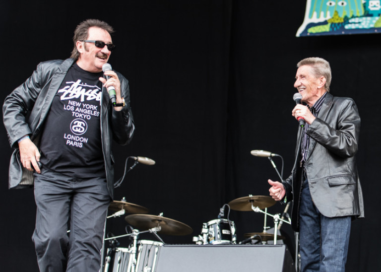 The Chuckle Brothers – Common People 2016