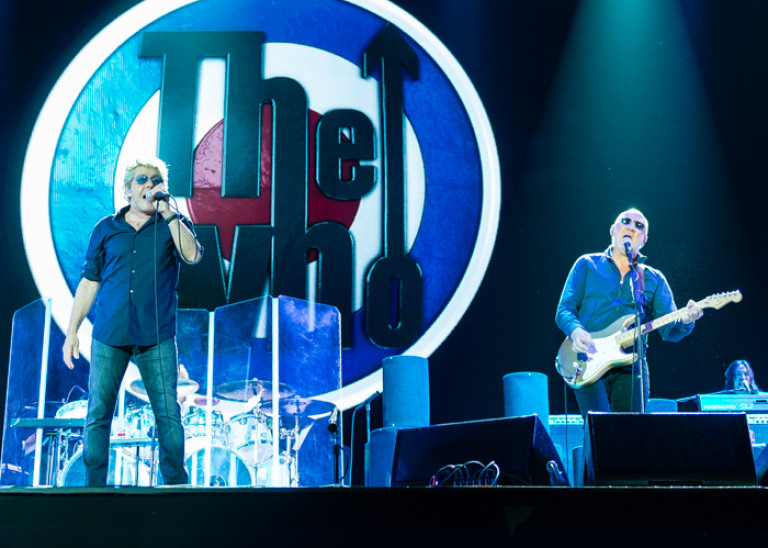 The Who – Isle of Wight Festival 2016