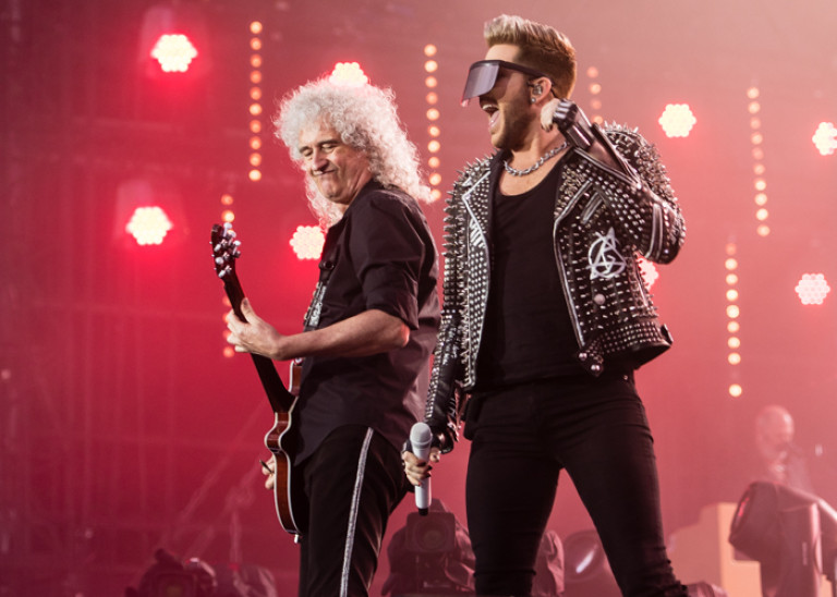 Queen + Adam Lambert – Isle of Wight Festival 2016