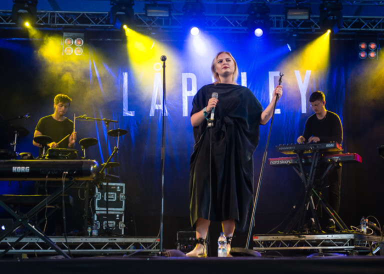 Lapsley, Latitude Festival 2016