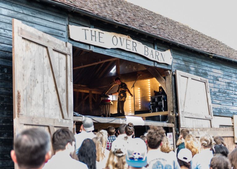 Martin Luke Brown – Barn on the Farm 2016
