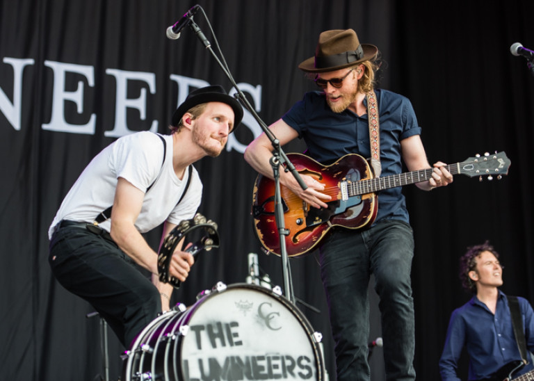 The Lumineers, Latitude Festival 2016
