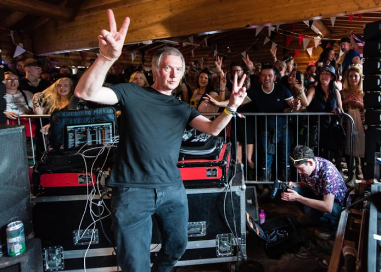 Clint Boon, Kendal Calling 2017