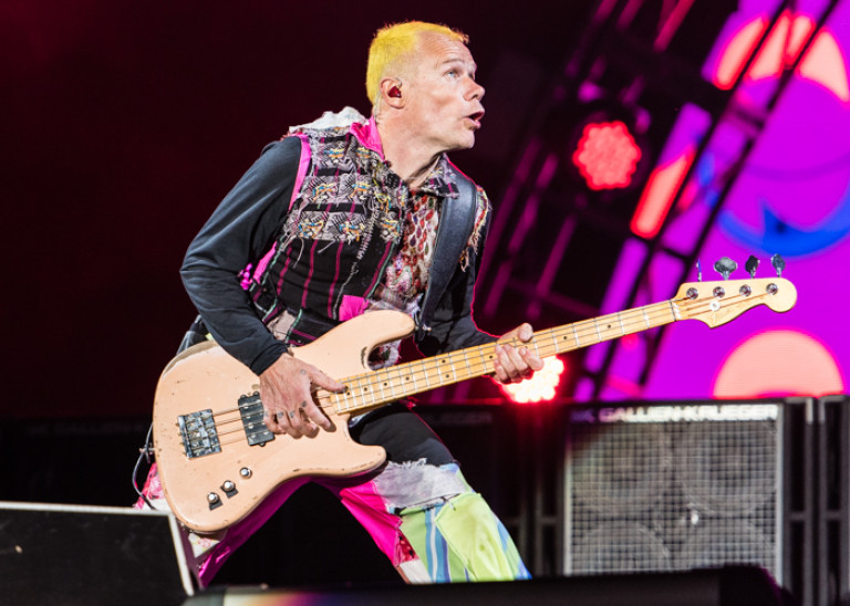 Red Hot Chili Peppers, Leeds Festival 2016