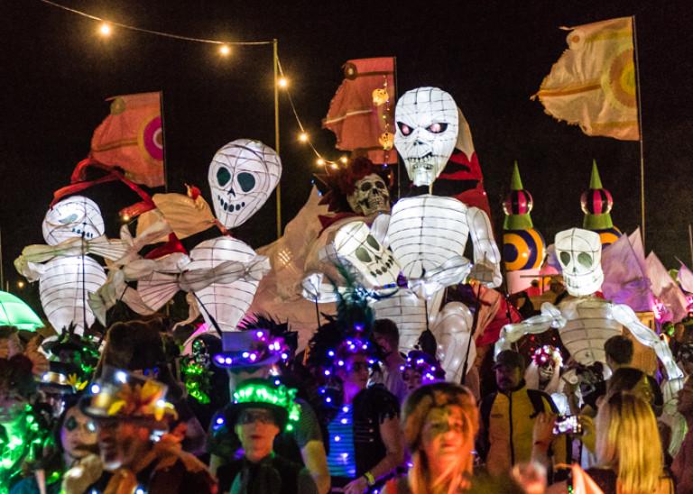 Night Parade – Bestival 2016