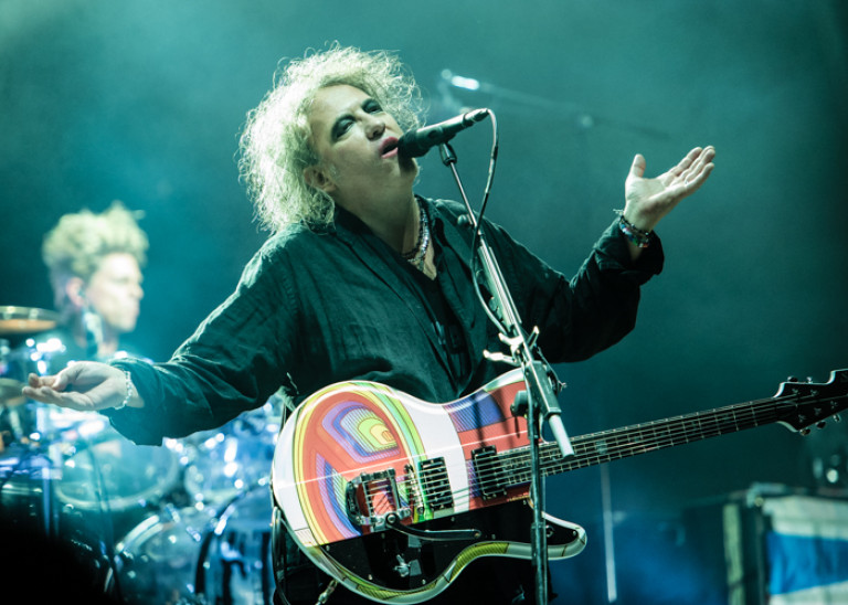 The Cure – Bestival 2016