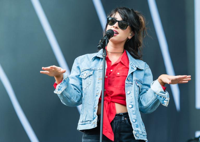 Foxes, V Festival 2016
