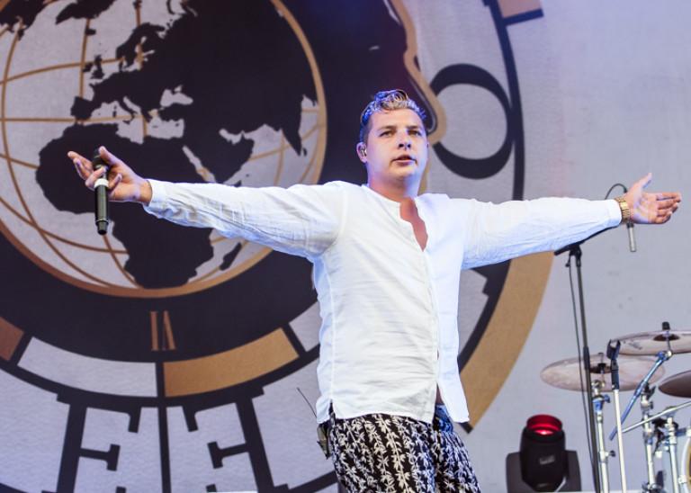 John Newman, V Festival 2016