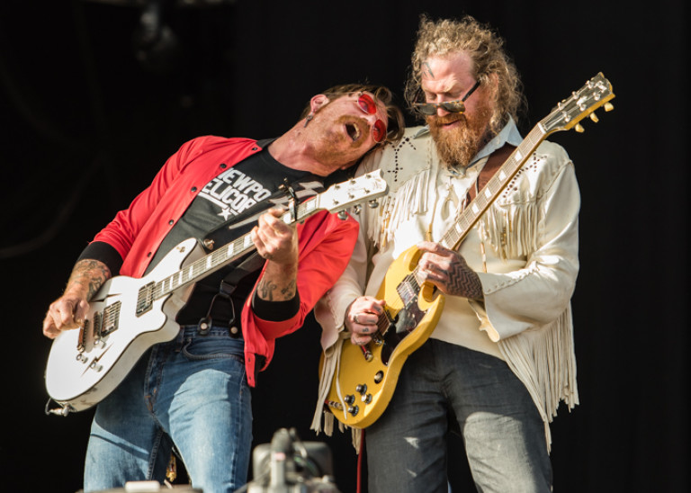 The Eagles of Death Metal, Leeds Festival 2016