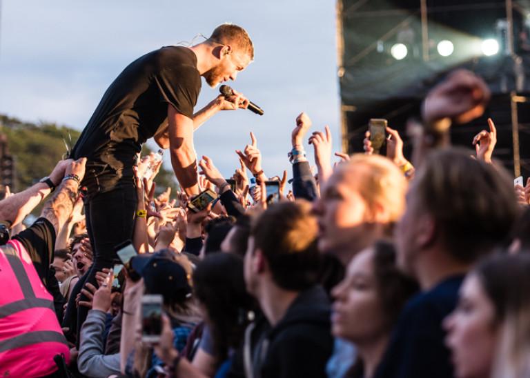 Imagine Dragons, Leeds Festival 2016